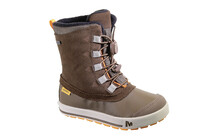 Merrell Snow Bank Waterproof Kids chocolate chip
